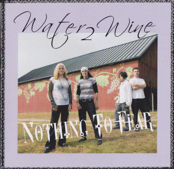 Nothing to Fear CD cover